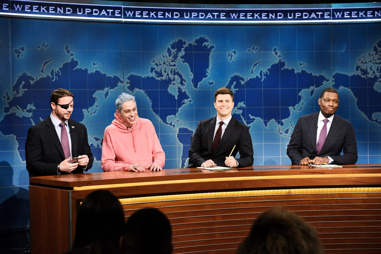 Pete Davidson apologizes to veteran on SNL: 'The man is a war hero'