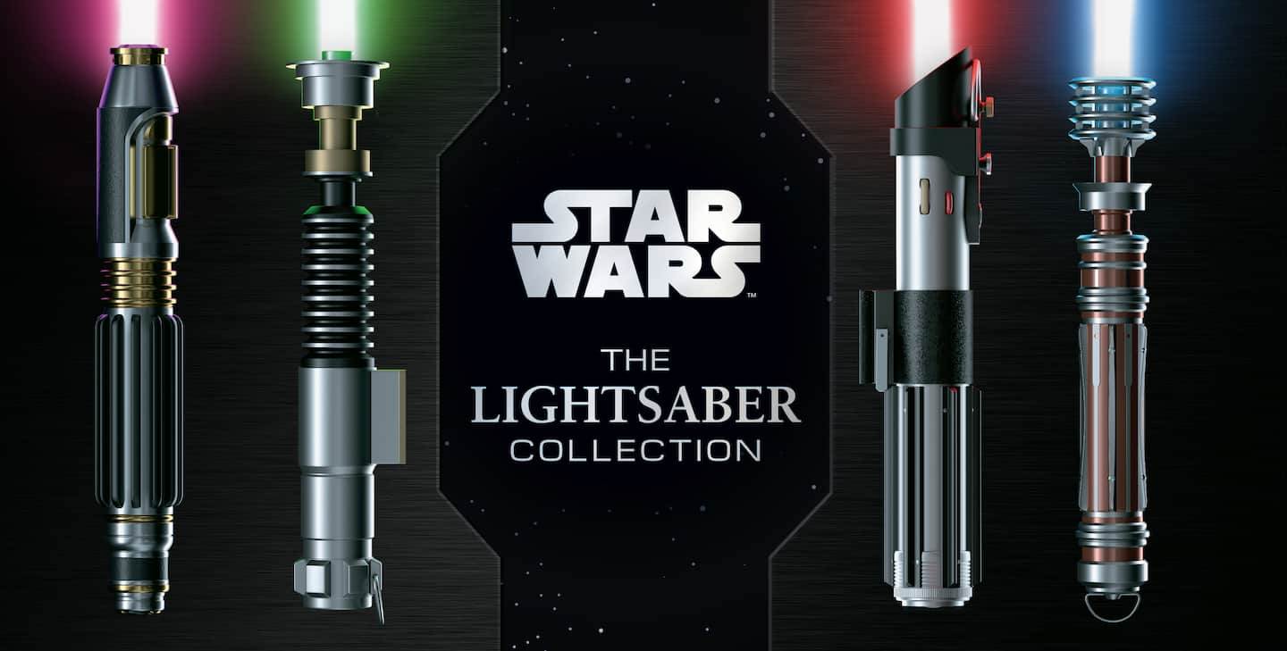 'Star Wars: Lightsaber Collection' book review