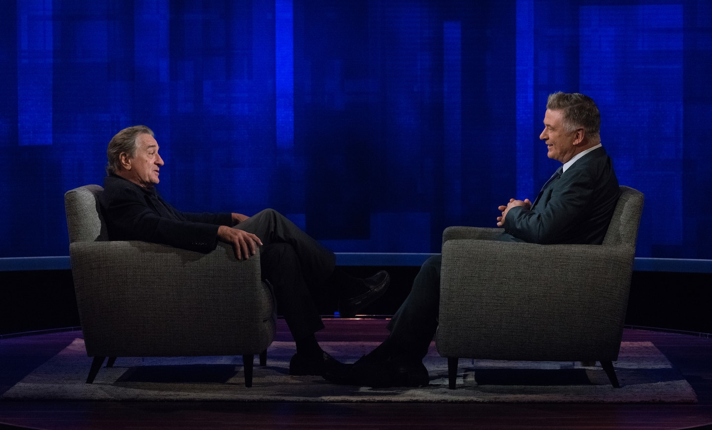 ABC bumps Alec Baldwin's low-rated talk show to Saturday nights