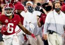Alabama Tops First College Football Playoff Rankings of a Chaotic Season