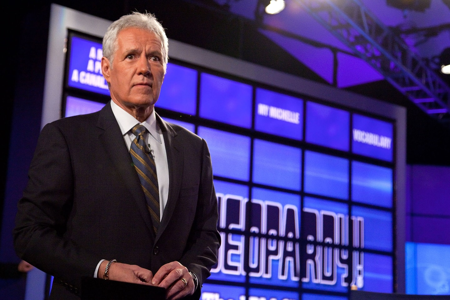 Alex Trebek maintained a safe space for intelligence even in the dumbest and darkest of times