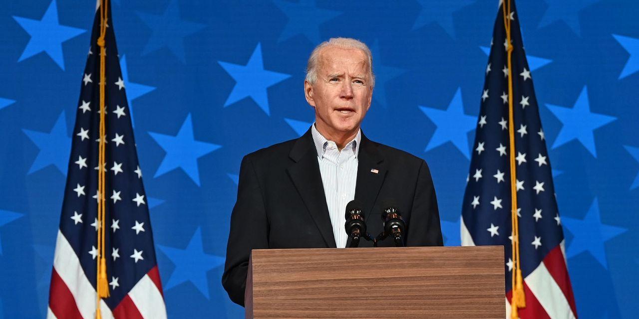Biden's Mandate for Moderation