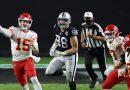 Chiefs Beat Raiders on Sunday Night