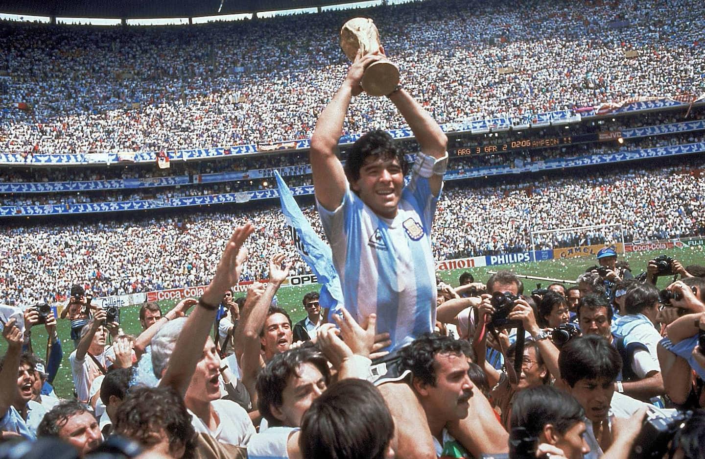 Diego Maradona, soccer star and Argentine legend, dies at 60