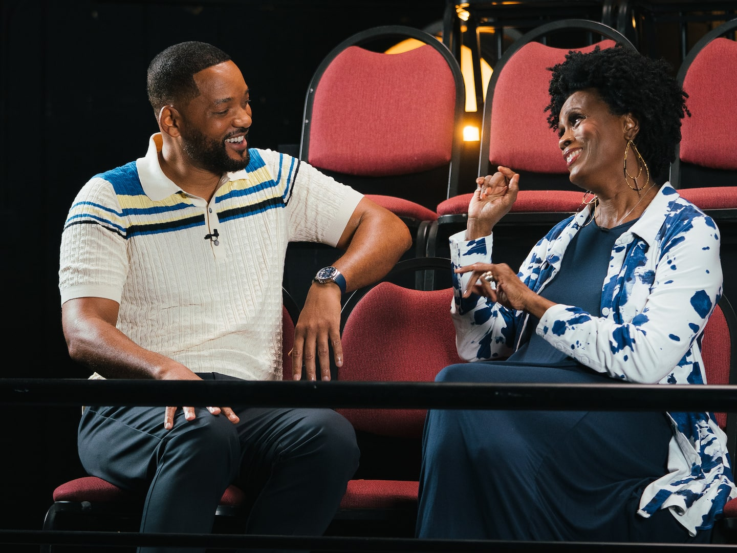 On the 'Fresh Prince' reunion, Janet Hubert confronts Will Smith about their falling out: 'I lost everything'
