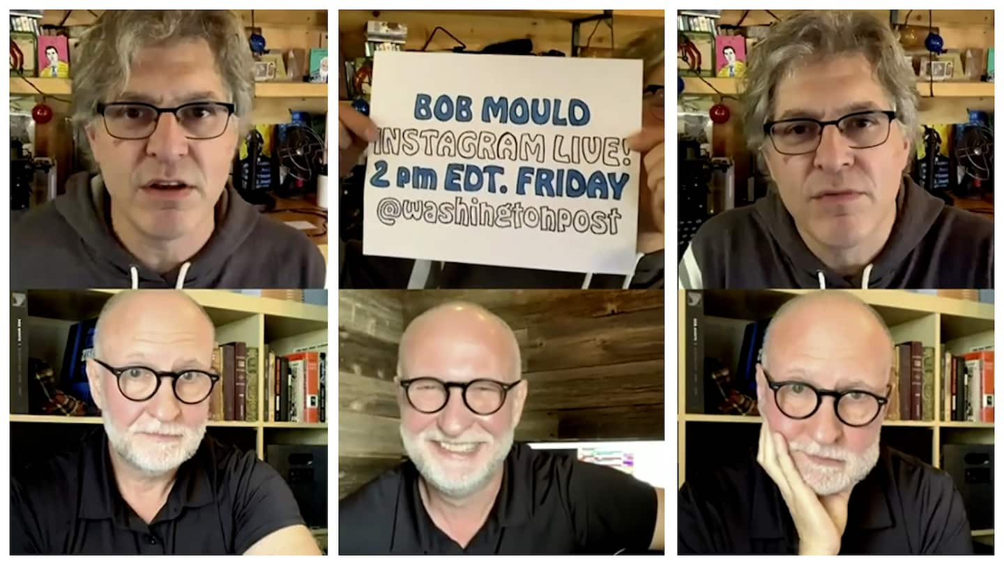 Q&A with Bob Mould: Reading the tea leaves, plugging in your guitar and appreciating your legacy without revisiting it