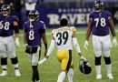 Steelers Stay Unbeaten After Stopping Lamar Jackson's Last Pass