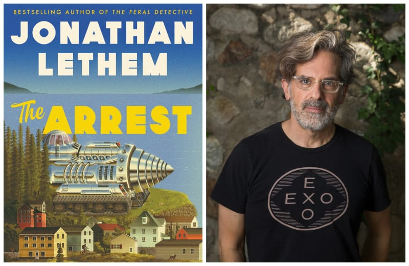 'The Arrest,' by Jonathan Lethem book review