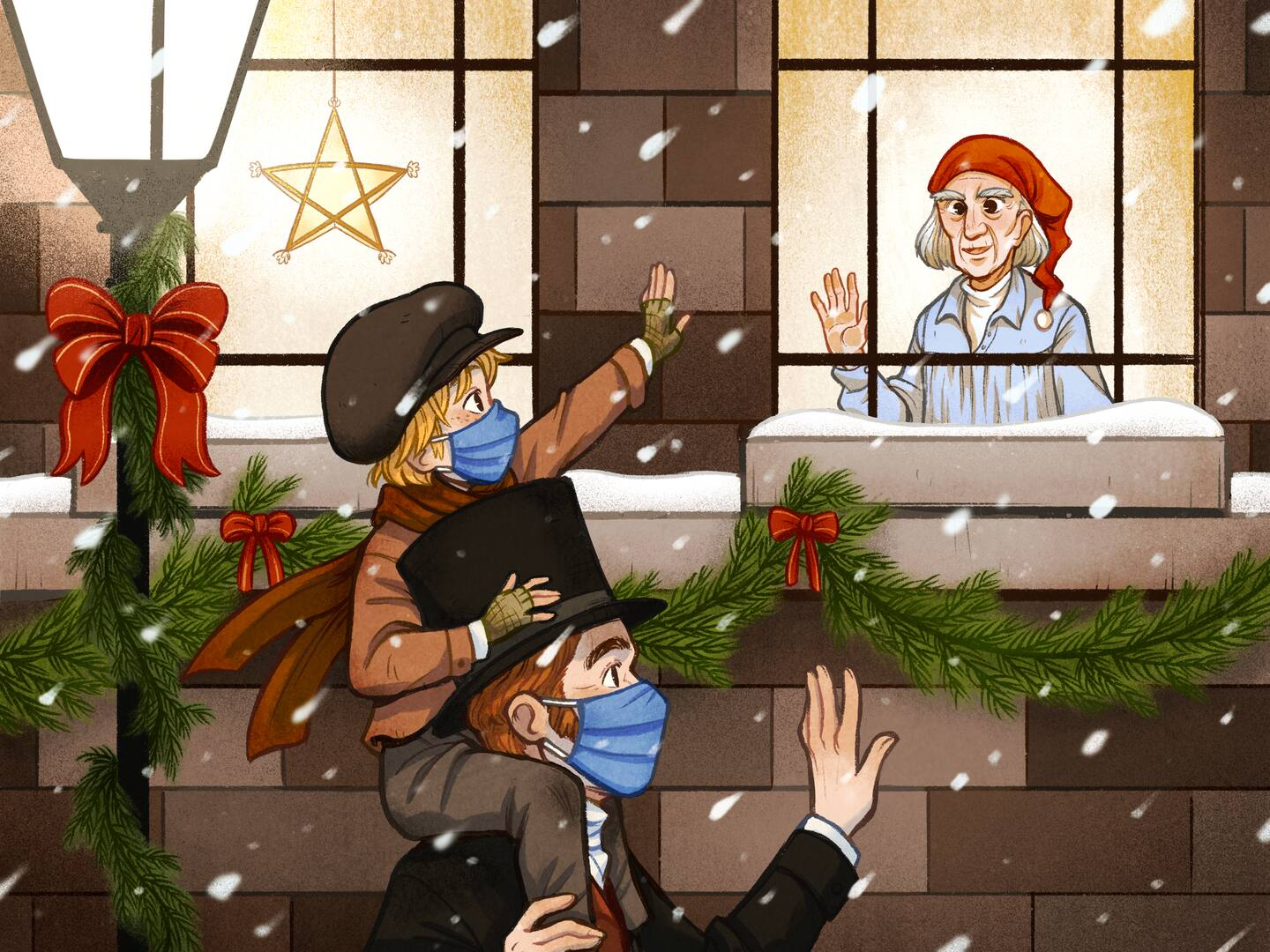'A Christmas Carol' of every variety this season on virtual stages