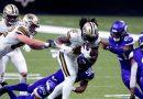 Alvin Kamara Runs for Six Touchdowns Against Vikings