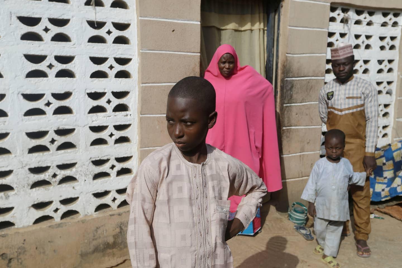 Amid freed Nigeria schoolboys' joyful reunions, fear lingers