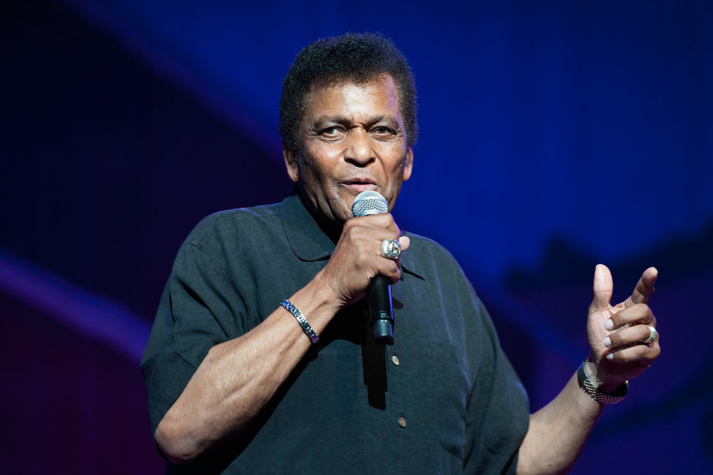Charley Pride, first major Black star in country music, dies at 86 of covid-19