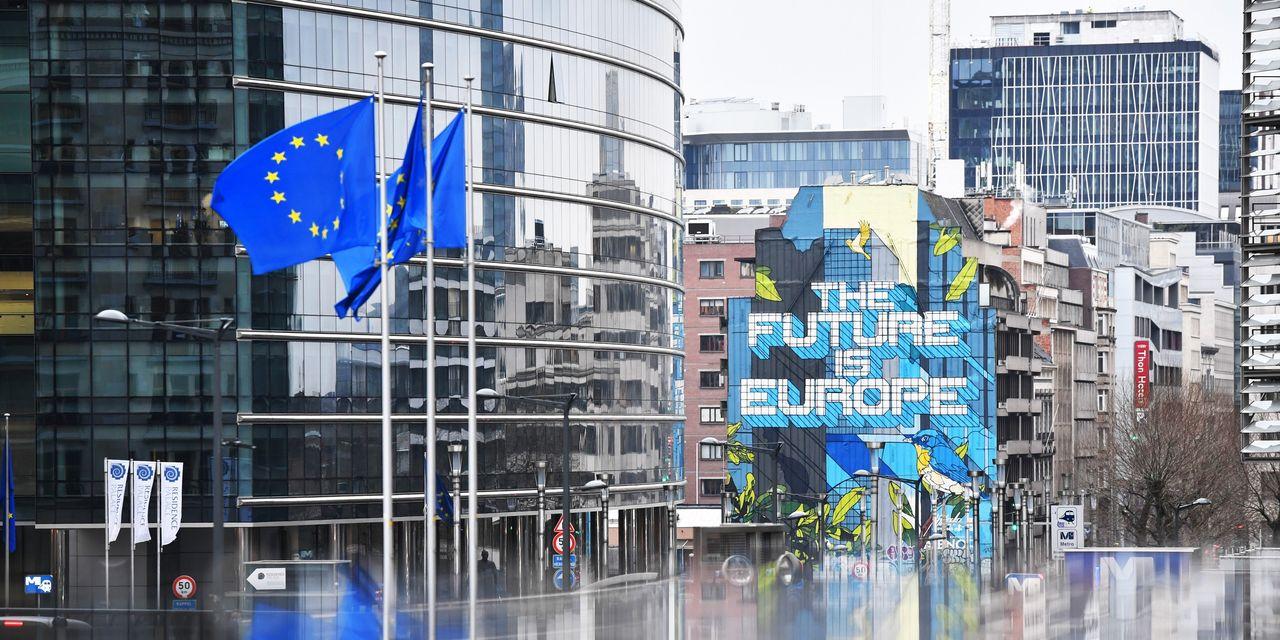 Europe's Digital Power Play – WSJ