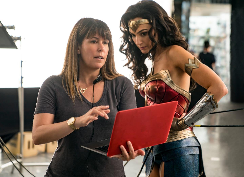 How Patty Jenkins turned 'Wonder Woman 1984' into a personal Washington story