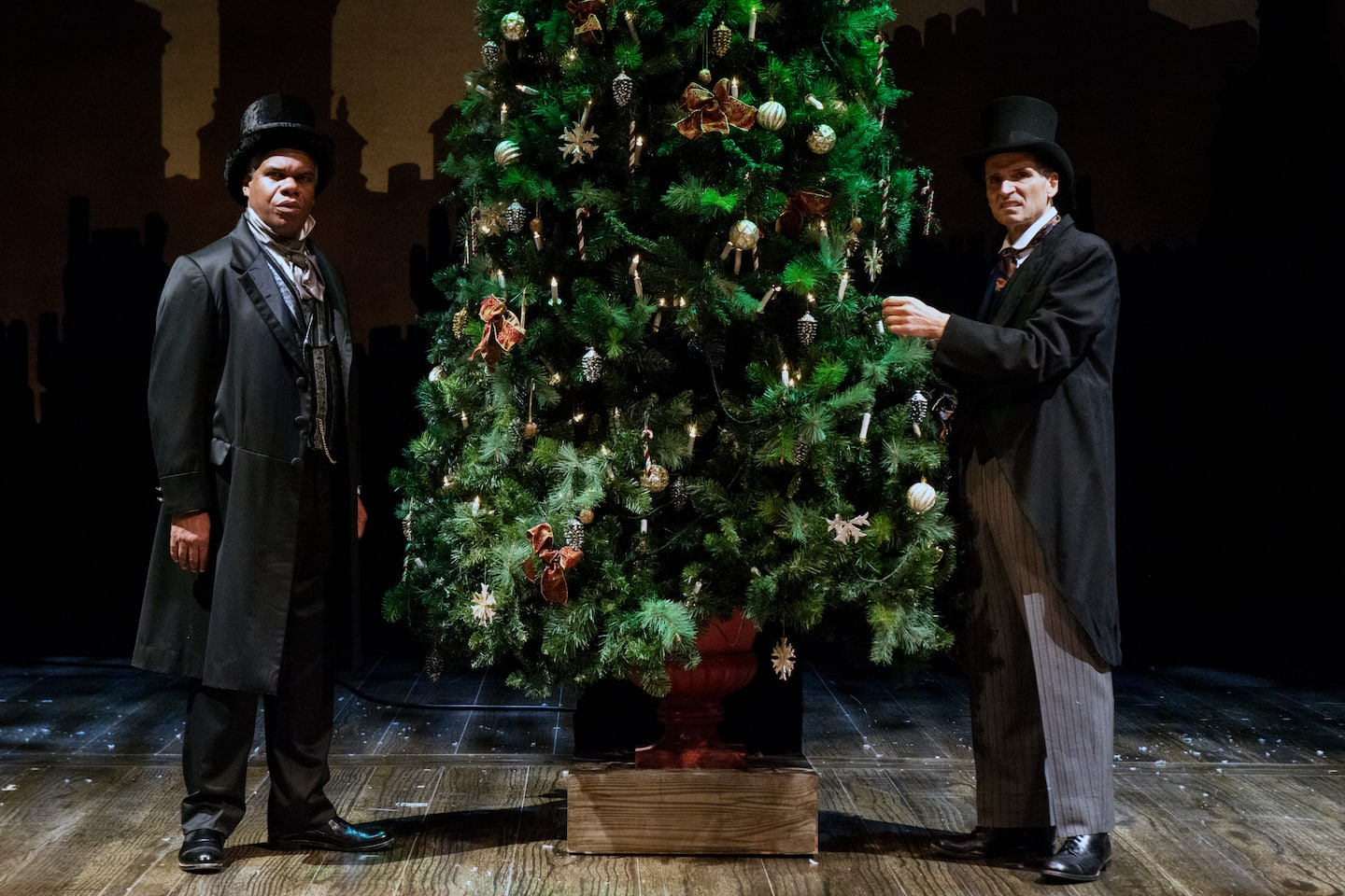 """How to watch """"A Christmas Carol,"""" """"The Nutcracker"""" and more at home"""