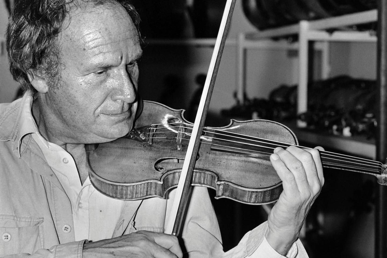 Ivry Gitlis, charismatic Israeli violinist, dies at 98