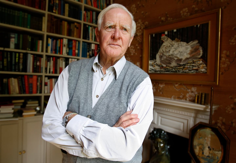 John le Carre, spy novelist, dies