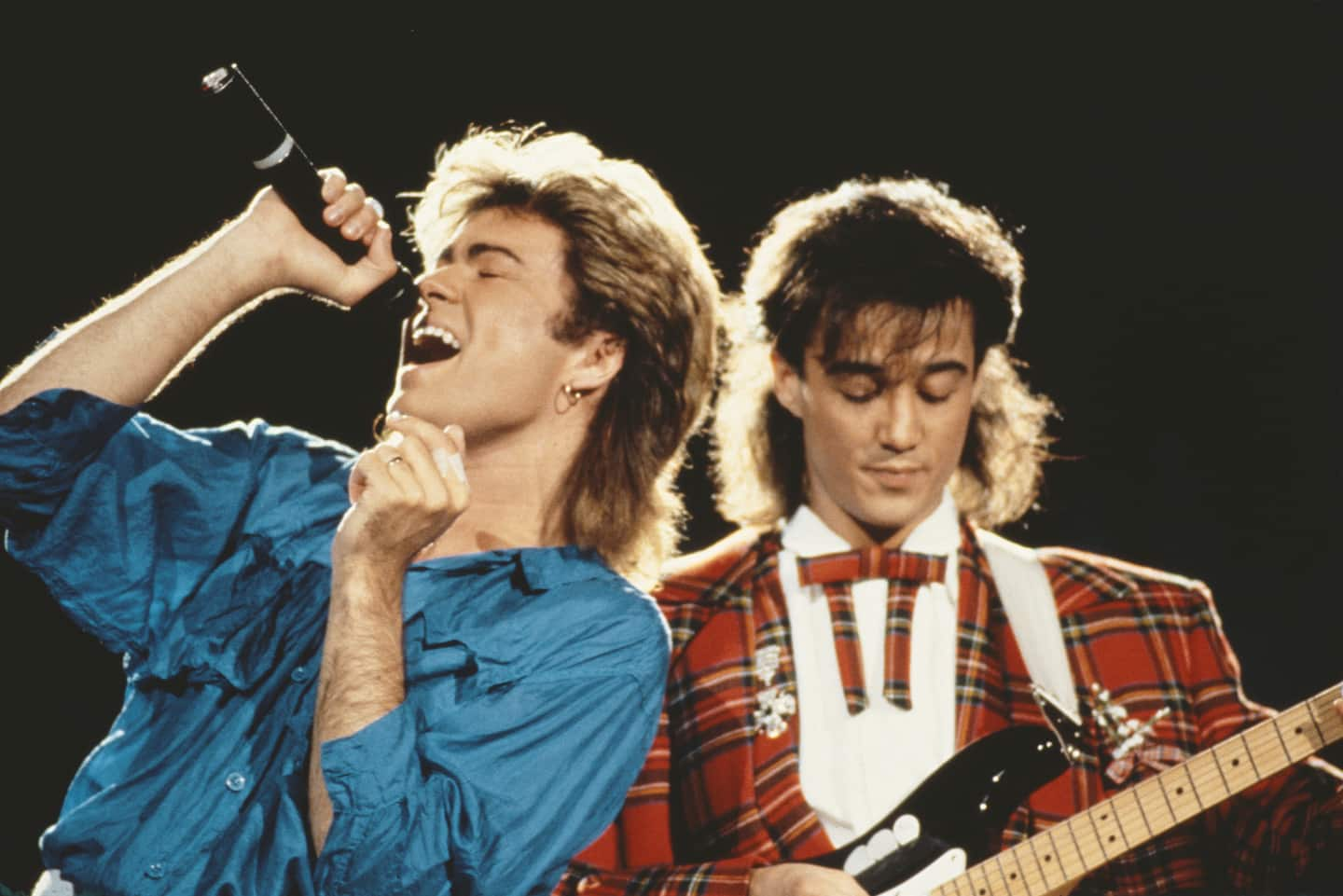 'Last Christmas' by Wham! is on my annual holiday playlist. Here's why.