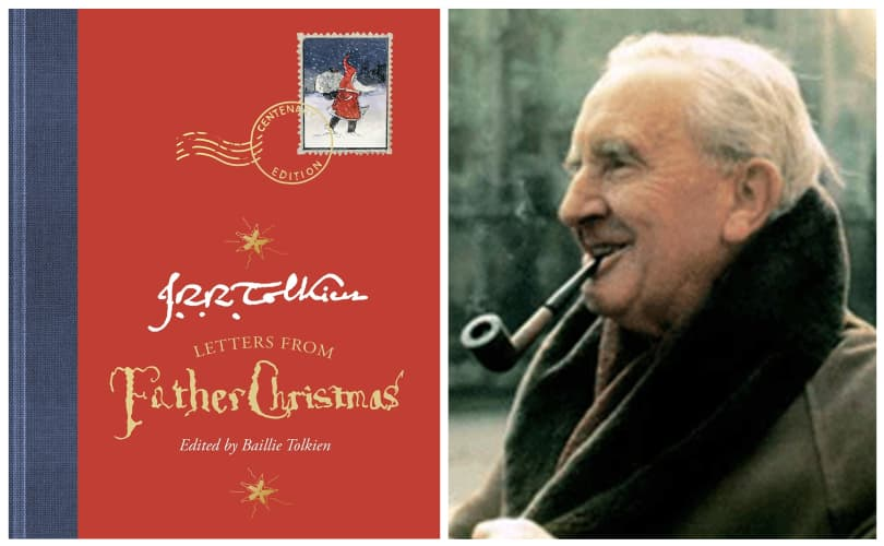 Letters from Father Christmas by J.R.R. Tolkien book review