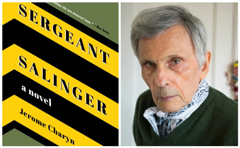 Sargeant Salonger, by Jerome Charyn book review