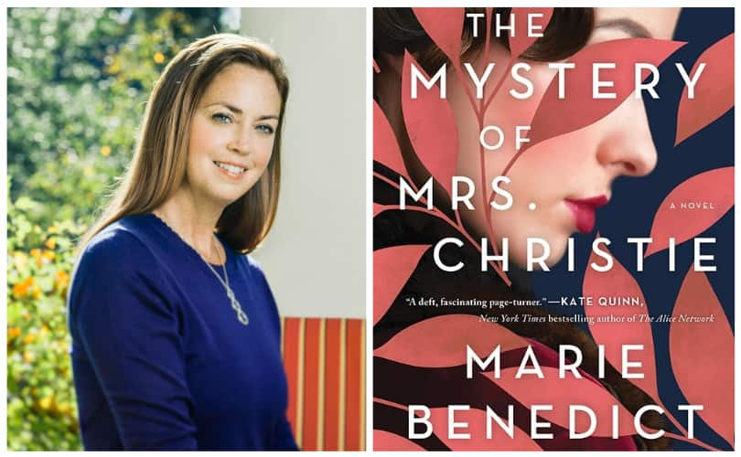 'The Mystery of Mrs. Christie,' by Marie Benedict book review