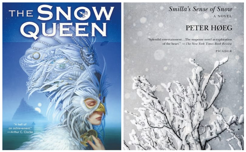 The perfect science fiction, fantasy and genre-bending tales for the chilly days ahead