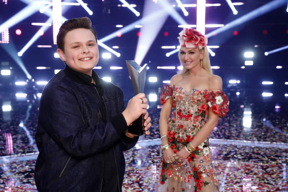 'The Voice' finale: Carter Rubin, 15, wins the show and is Gwen Stefani's first victory