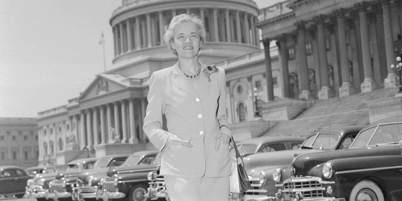 Who'll Be 2020's Margaret Chase Smith?