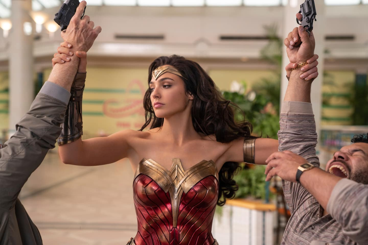 Wonder Woman survives a pandemic and polarizing reactions to remain one of the top superhero franchises