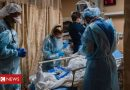 Covid-19: US tops 25 million coronavirus cases