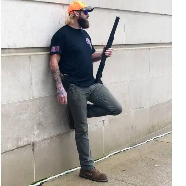 David Eason Defends Capitol Riots, Gets Booted Off Instagram!