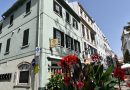 House Hunting in Gibraltar: A Corner Townhouse on Main Street for $1.9 Million