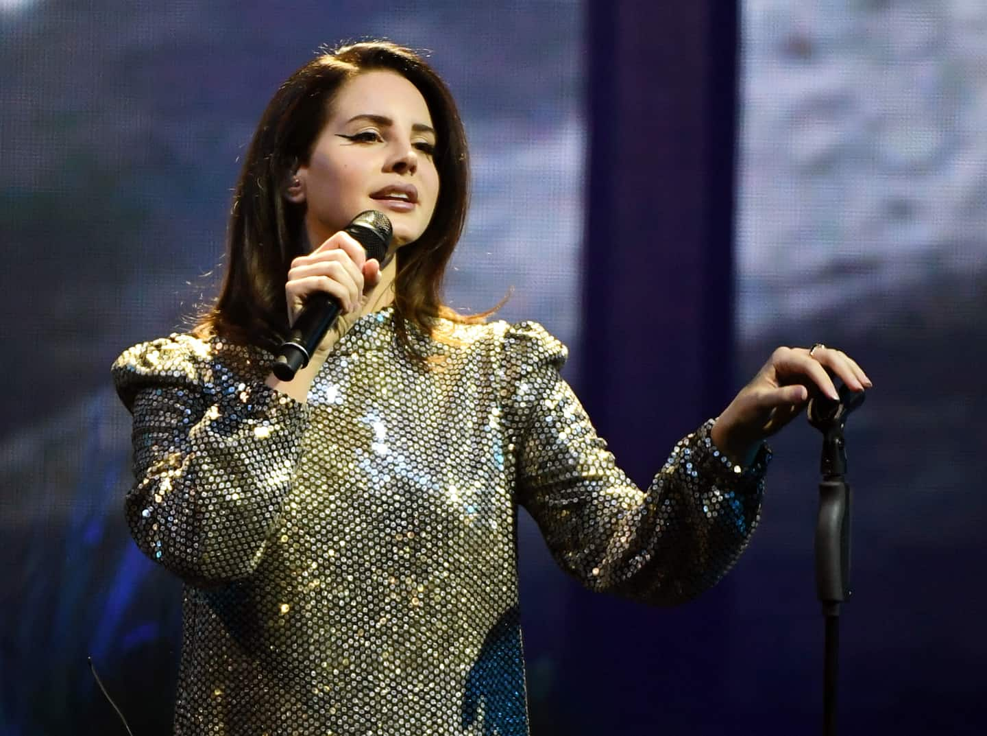 Lana Del Rey continues to defend her comments on Trump and race