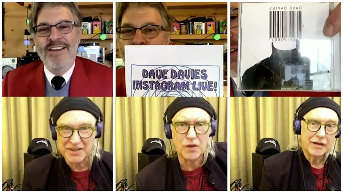 Q&A with Dave Davies: Whether the Kinks will reunite, the magic of 'Lola' and the little green amp