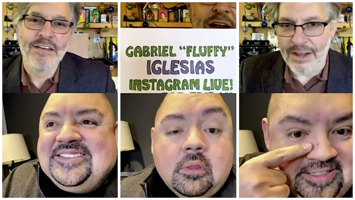 Q&A with Gabriel 'Fluffy' Iglesias: Dropping 60 pounds and how he never really wanted to be a teacher