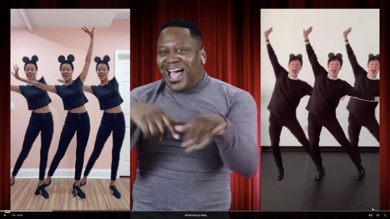 'Ratatouille: The TikTok Musical' debuts online