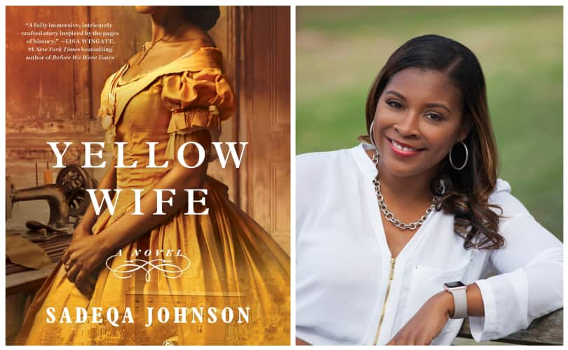 Sadeqa Johnson's 'Yellow Wife' chronicles one tenacious enslaved woman's survival in the antebellum South