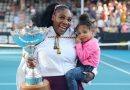 Serena Williams On Her Daughter Getting Into Tennis