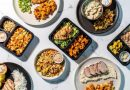 Tasty healthy food delivery services to try