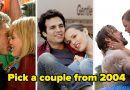 You Can Only Save One Movie Couple Per Year For The Last 20 Years, And Sorry, But It's Really Hard
