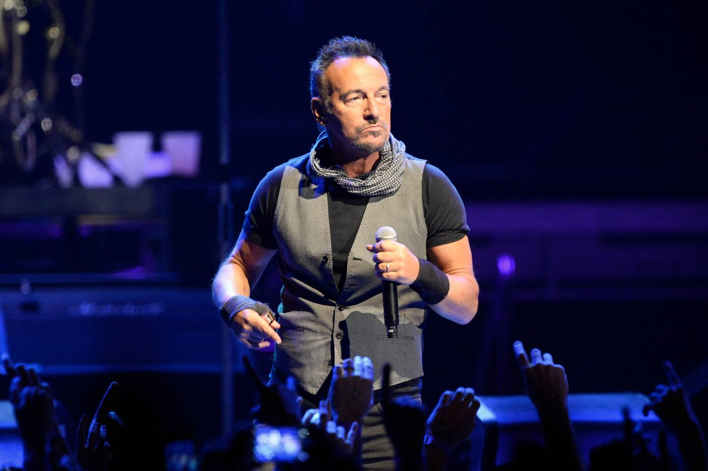 Bruce Springsteen's DWI and reckless driving charges dropped