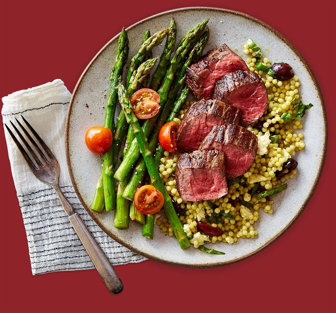 Chef-designed meals at your door