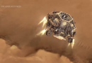 Critical aeroshell guards NASA's latest Mars rover