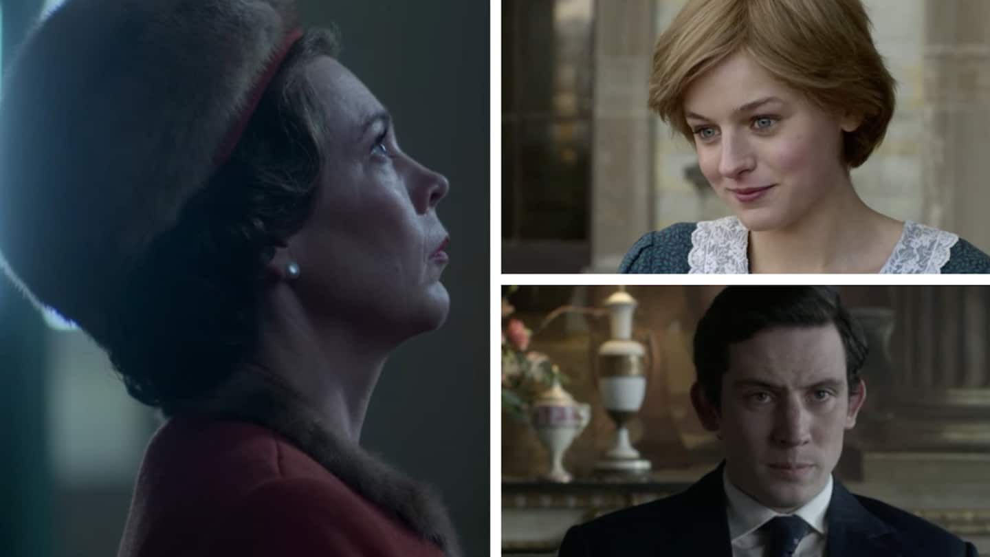 Golden Globe nominations 2021 list: 'The Crown,' 'Hamilton' and 'Emily in Paris' among notable nominees