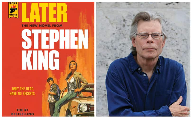 'Later,' by Stephen King book review