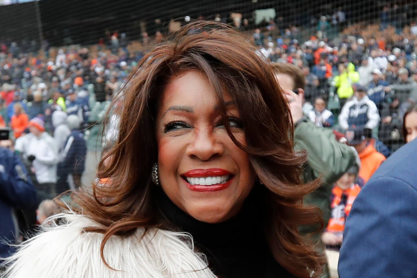 Mary Wilson, original member of Motown?s chart-topping Supremes, dies at 76
