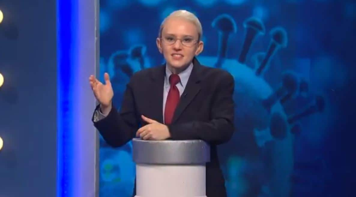 SNL dreams up a Fauci-hosted game show where contestants vie for the vaccine