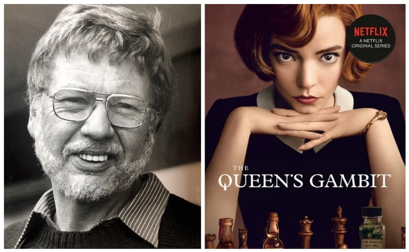 Walter Tevis wrote 'The Queen's Gambit' along with these great books