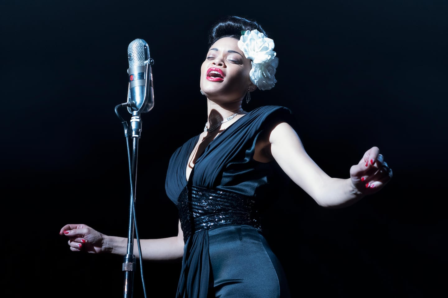 Tragedy was part of Billie Holiday's life. It doesn't have to define it.