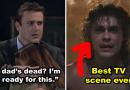 19 Best-Acted Scenes In TV History